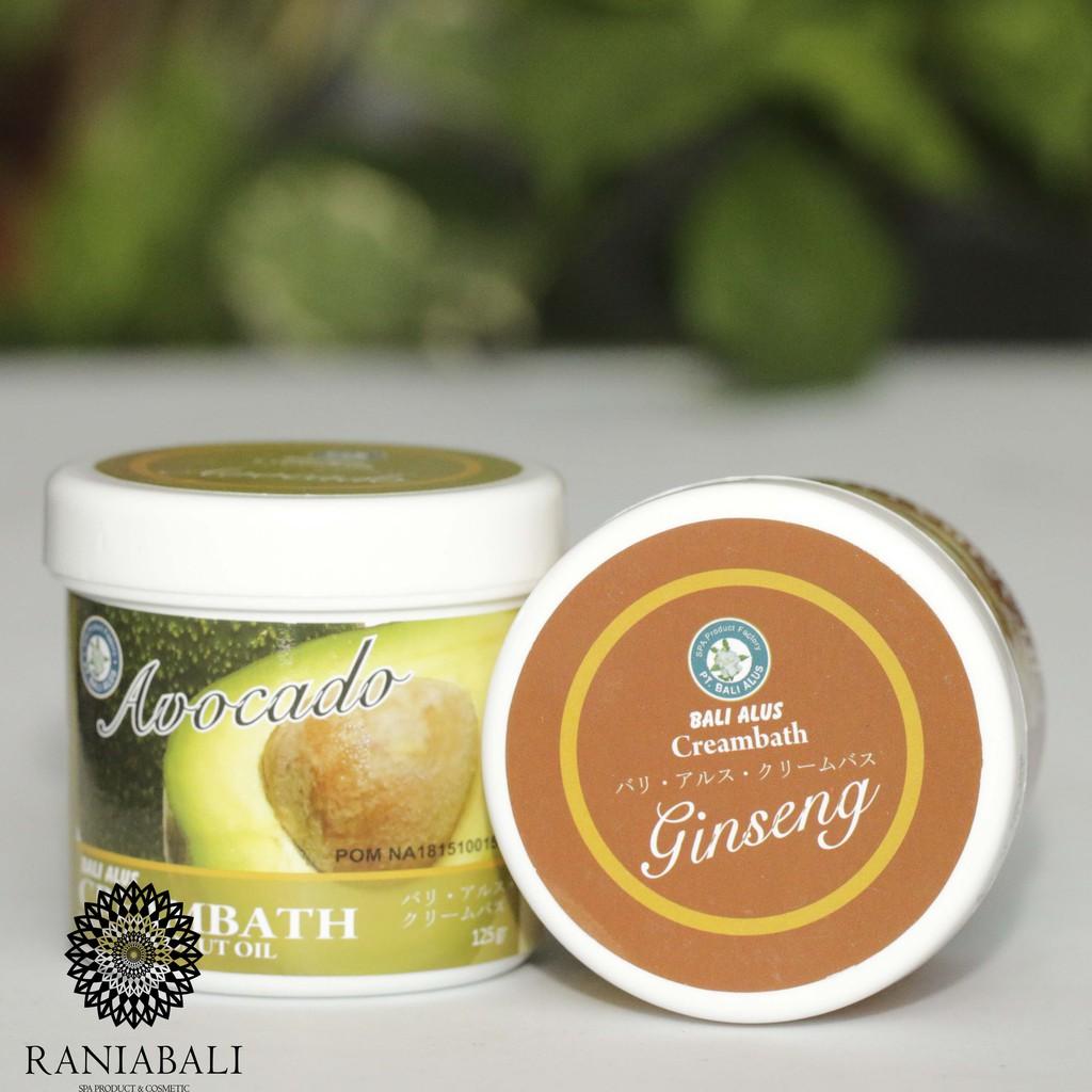 Creambath Bali Alus Shopee Indonesia Foot Massage 100gr