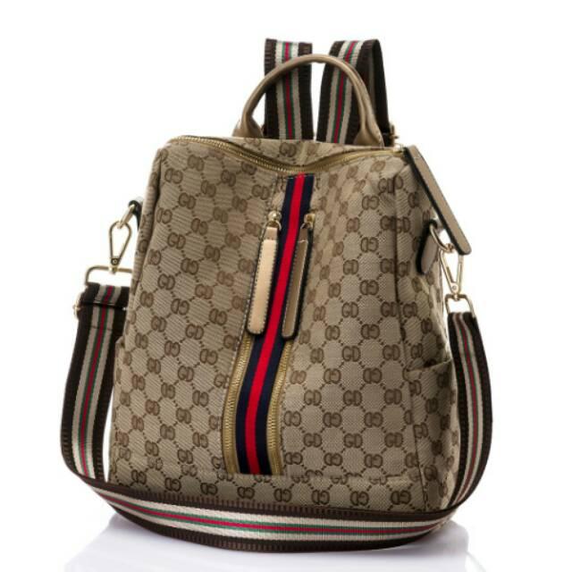 125+ Aneka Model Tas Ransel Wanita Gucci Terbaik