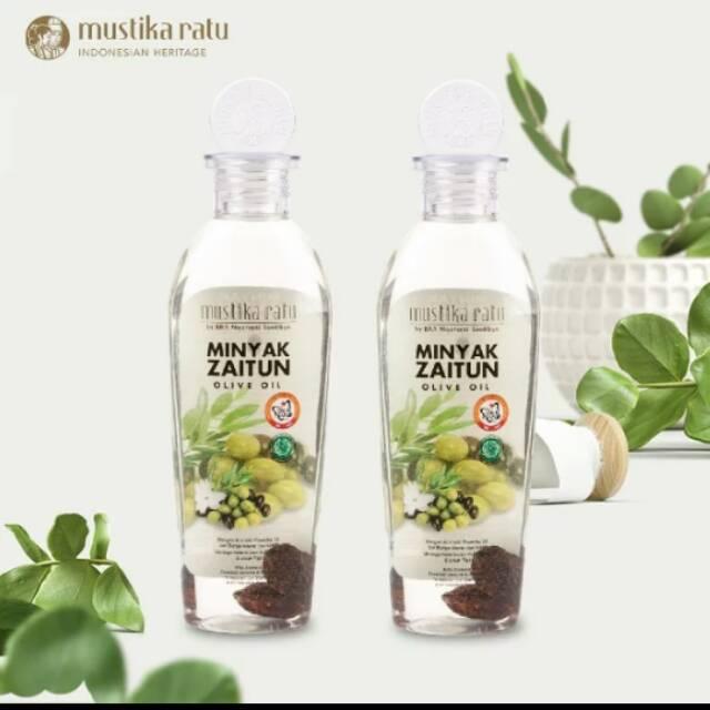 Minyak Zaitun 175ml Mustika Ratu Best Seller Perawatan Kulit