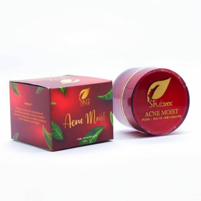 Acne Moist Cream Jerawat Shopee Indonesia