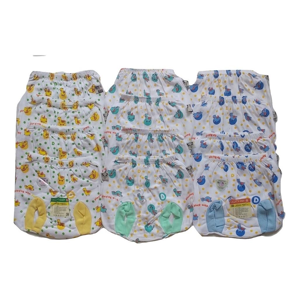4pc Celana Panjang Baby Bayi i-OL BK 0-6 Months - MIX COLOUR - SNI STANDART | Shopee Indonesia
