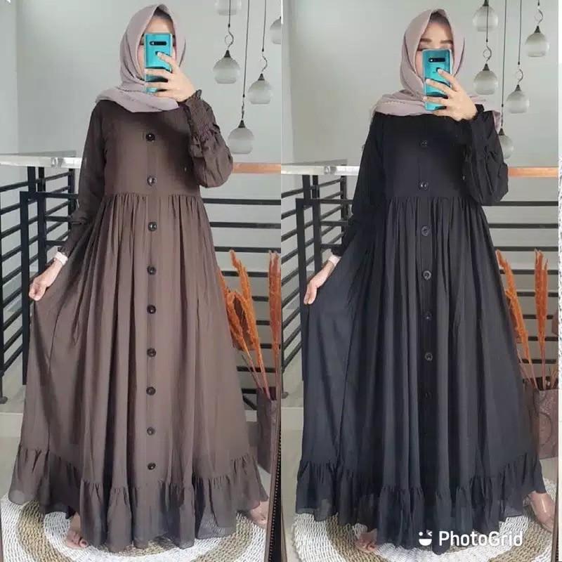 Harga Sabrina Fashion Muslim Gamis Terbaik Maret 2021 Shopee Indonesia