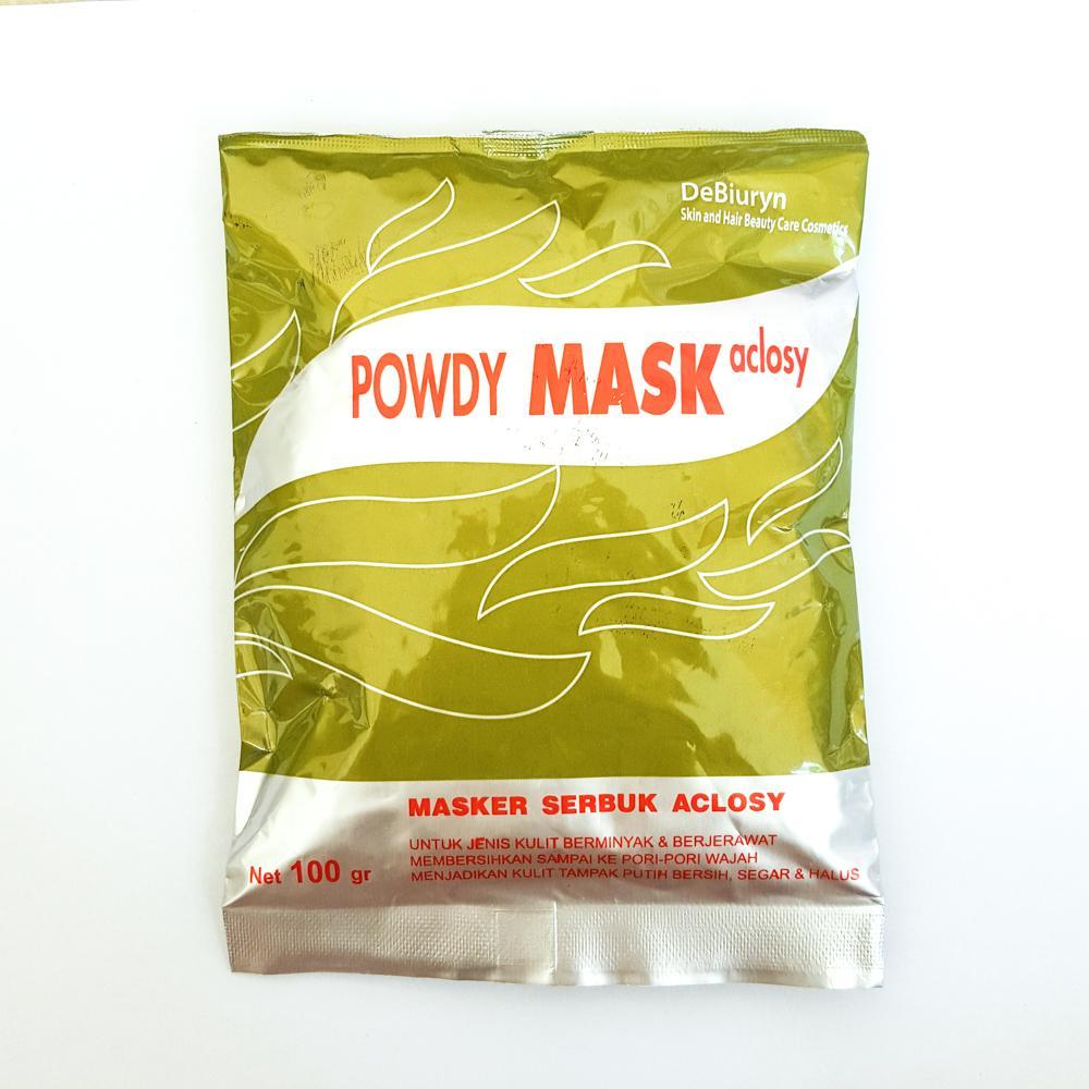 DeBiuryn Body Milky Mask [ Masker Susu Pemutih Badan | Whitening / Bleaching Milk Mask ] | Shopee Indonesia