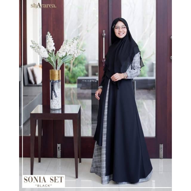 Sonia Set Satu Set By Shararea Shopee Indonesia