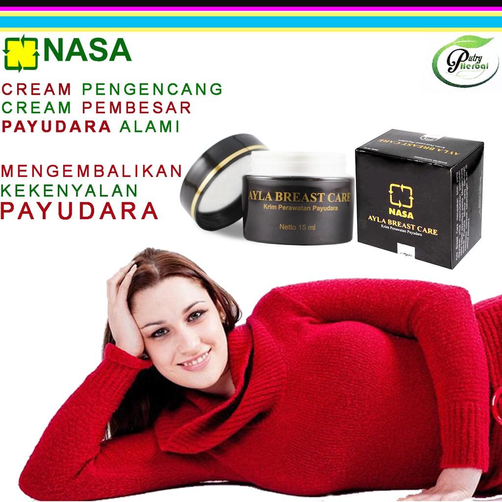 Ayla Breast Care Cream Pengencang Dan Pembesar Payudara Original Ori Pembesarpayudara Asli Ptnatural Nusantara Shopee Indonesia