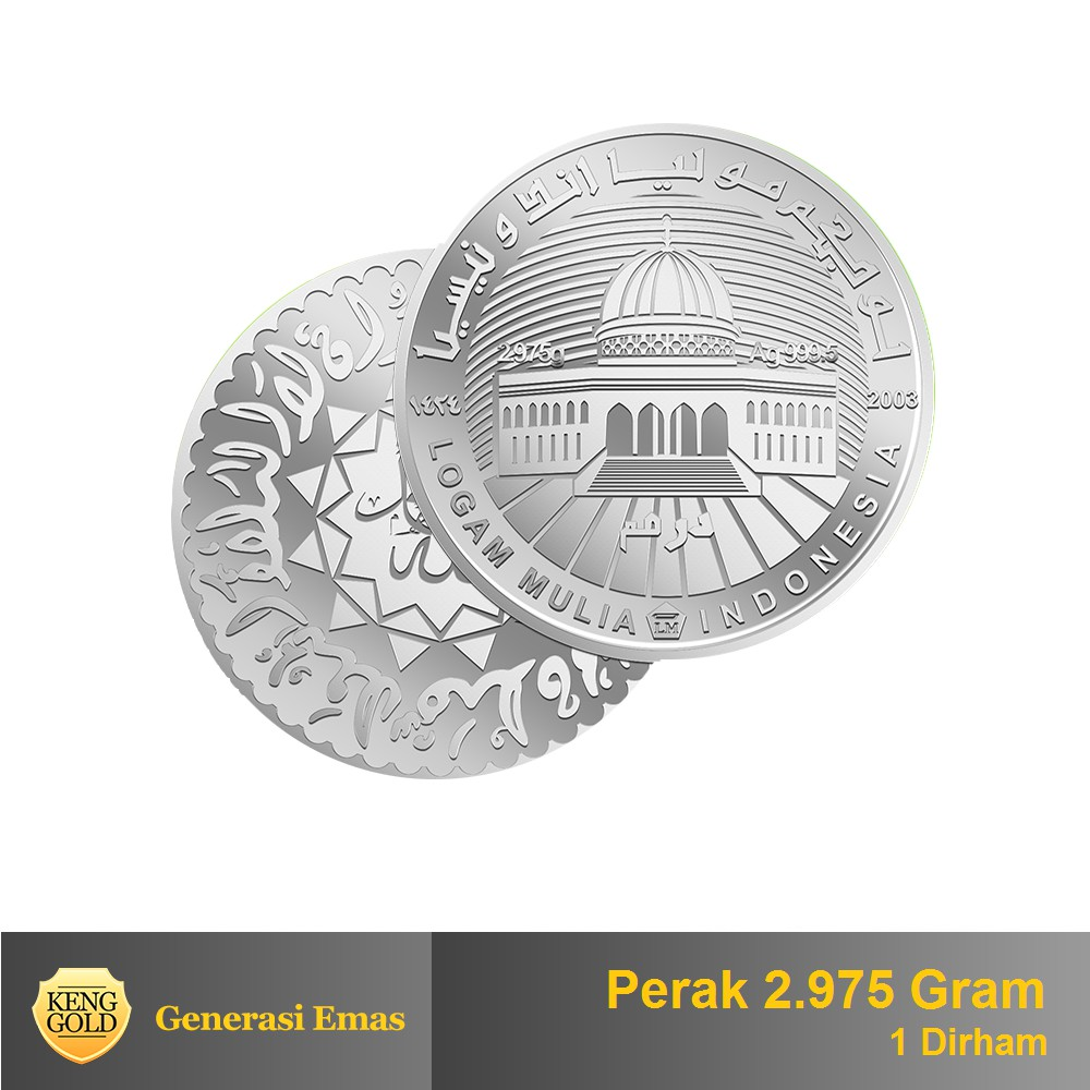 Antam 2 Dinar Emas 850 Gram Logam Mulia 9999 Sertifikat 10 Garansi Uang Kembali Include Shopee Indonesia