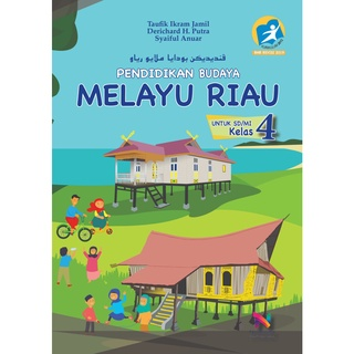 Buku Bmr Gahara Budaya Melayu Riau Kelas 6 Shopee Indonesia