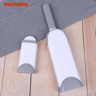 Loveshop Sikat Elektrostatis Pembersih Debu Bulu Hewan Peliharaan Untuk Pakaian thumbnail
