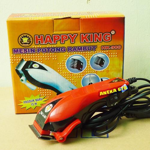 Happy King Mesin Alat Cukur Rambut Pria HK-900 Professional Hair Clipper  Trimmer Mesin Alat Cukur  fe7a7bf15b