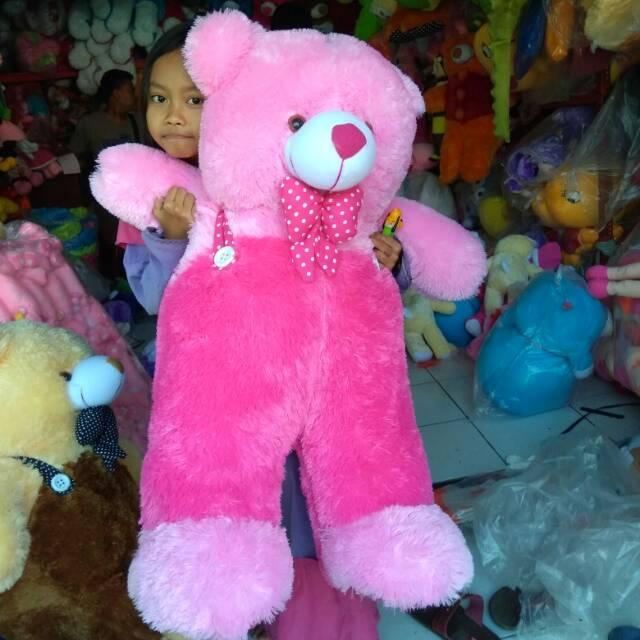 Boneka teddy bear super jumbo ukuran 1 81b78e040a