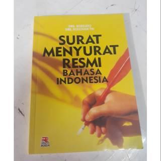Surat Menyurat Resmi Bahasa Indonesia