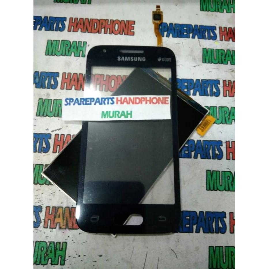 Terlaris Lcd Touchscreen Samsung Galaxy J1 Ace J110h J110g 2016 J120 Aaa J120g J110 Putih Shopee Indonesia
