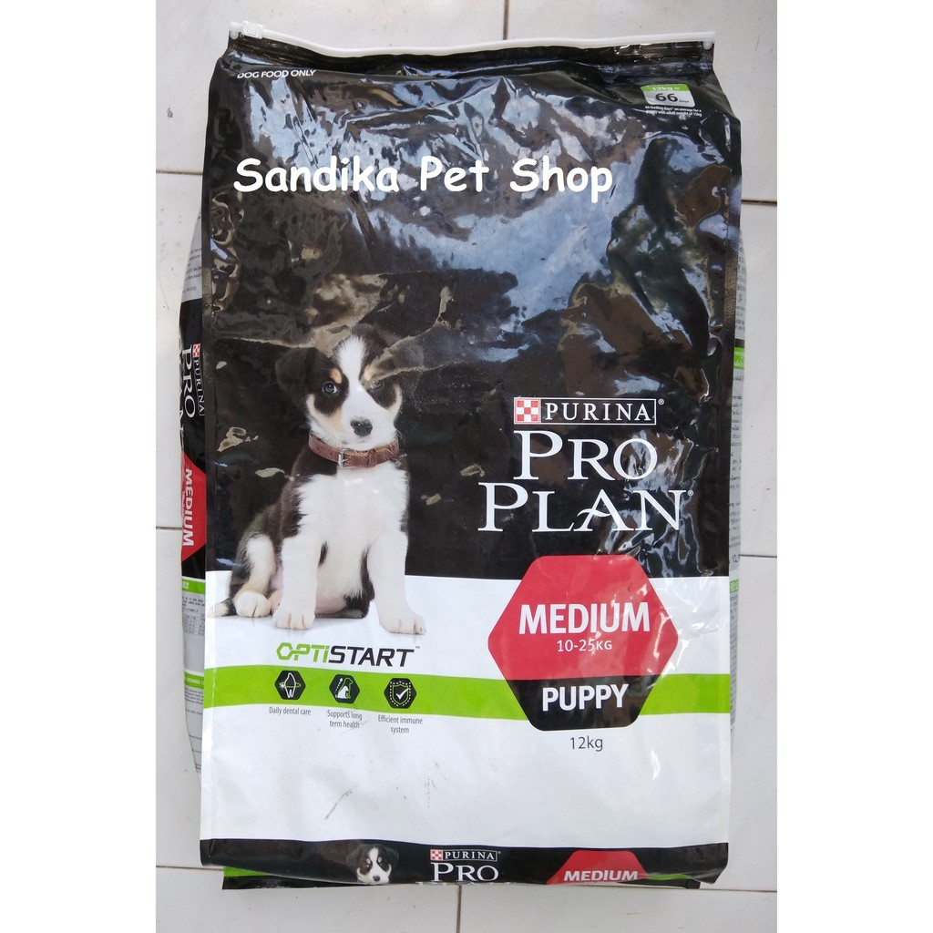 Dog Food / Makanan Anjing Pro Plan Small Mini Puppy OptiStart 800 Gram | Shopee Indonesia