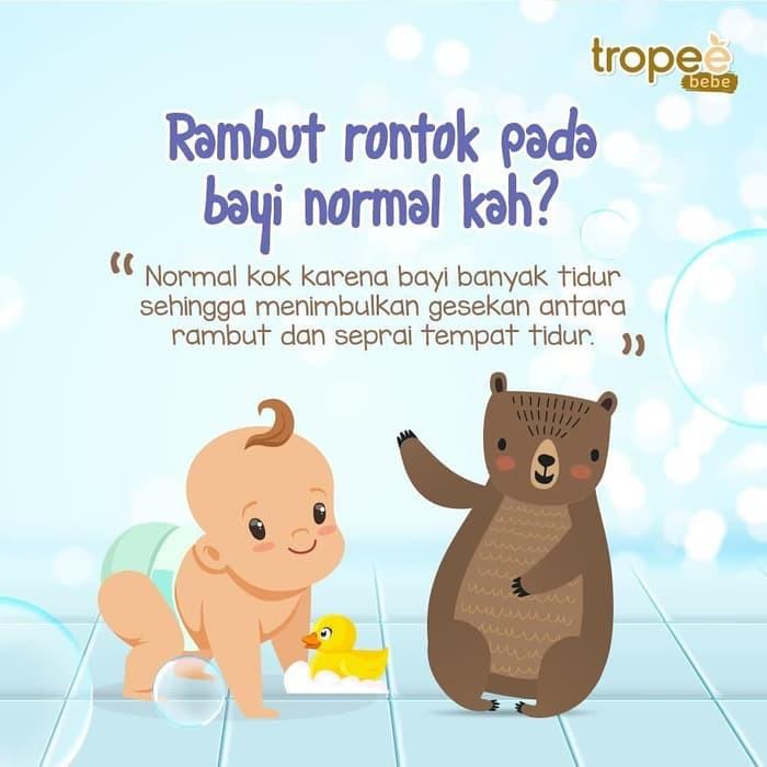 Tropee Bebe Candlenut Shampoo 100ml-2