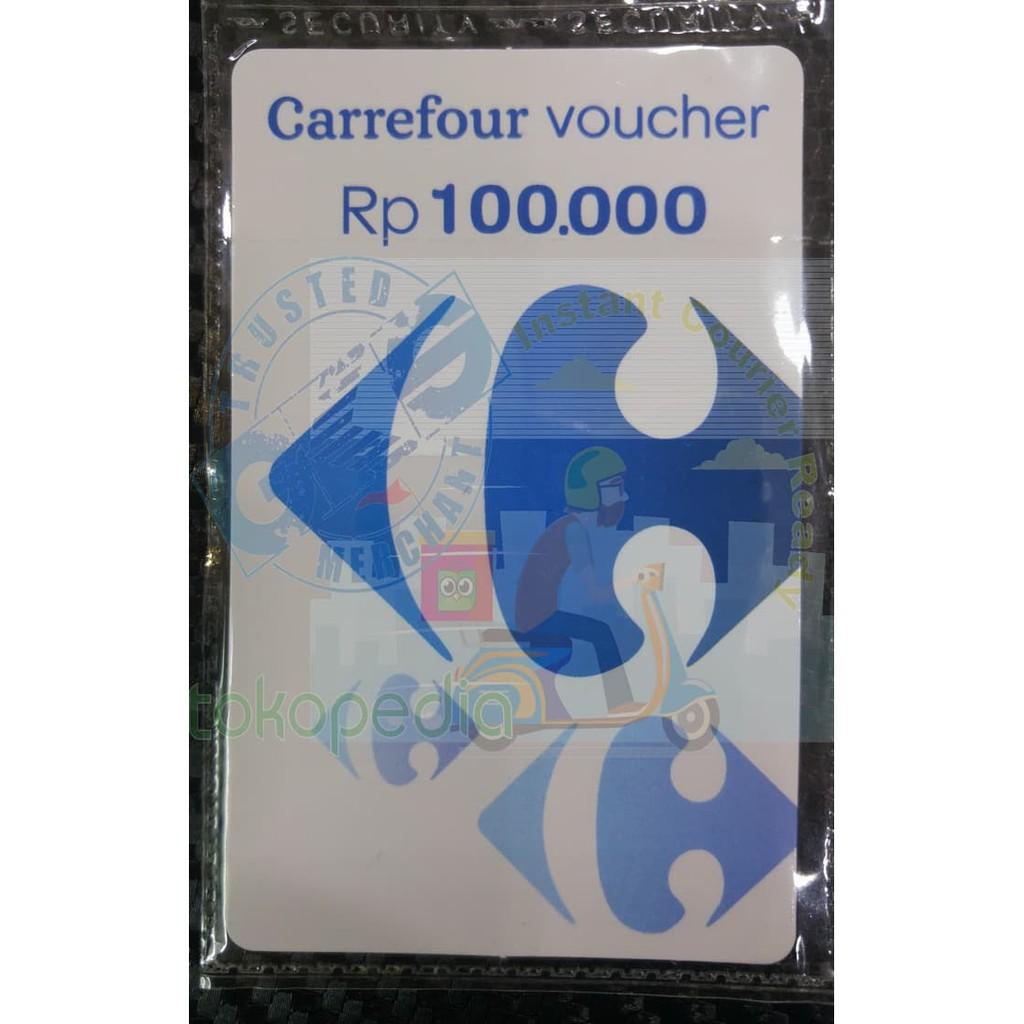 Voucher Carrefour Temukan Harga Dan Penawaran Belanja Online Careefour 100rb Terbaik November 2018 Shopee Indonesia