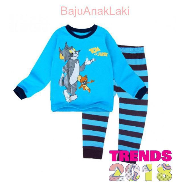 Baju Anak Laki-laki Baju tidur anak laki-laki lengan panjang Batman body  pack Premium Quality  9698348e17