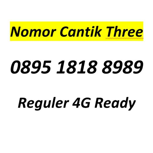 nomor cantik triple - Temukan Harga dan Penawaran Kartu Perdana Online Terbaik - Handphone & Aksesoris