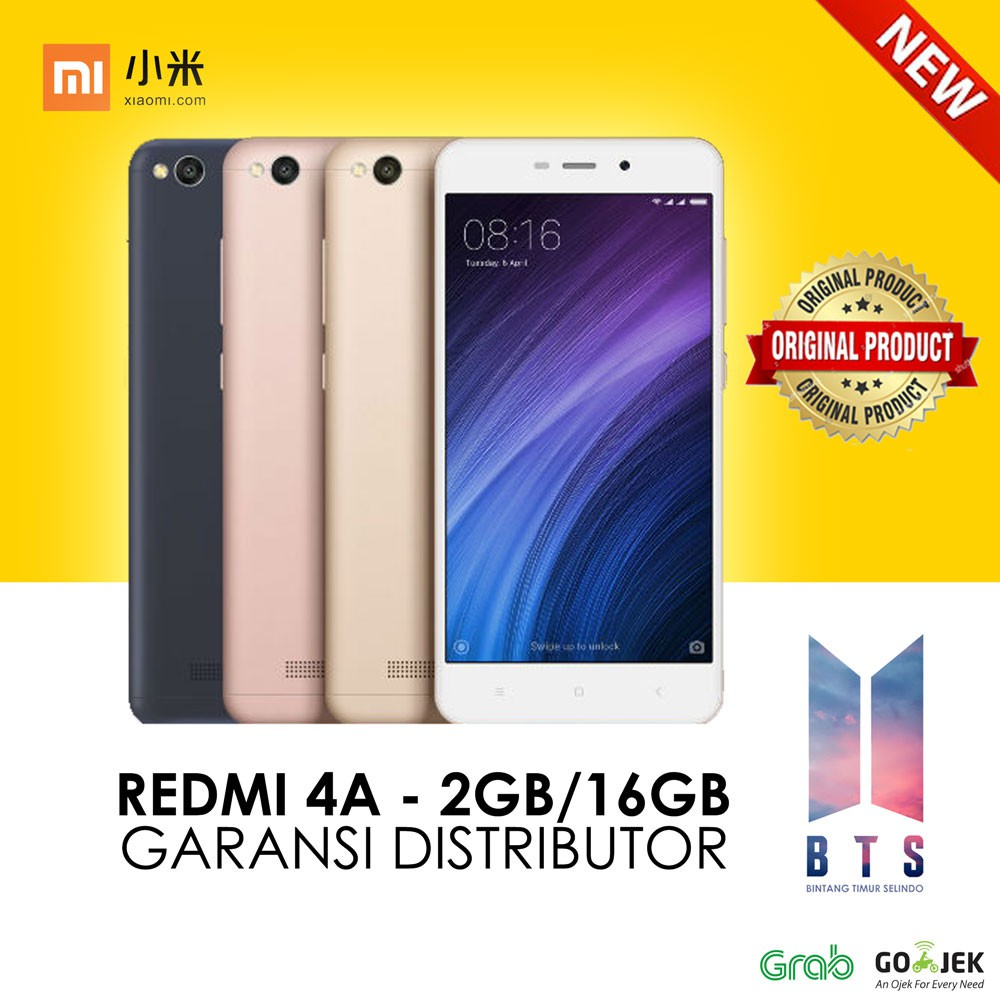 Bts Xiaomi Redmi 5 Plus 3gb 32gb Garansi Distributor 1 Tahun Ram Internal Blue Shopee Indonesia