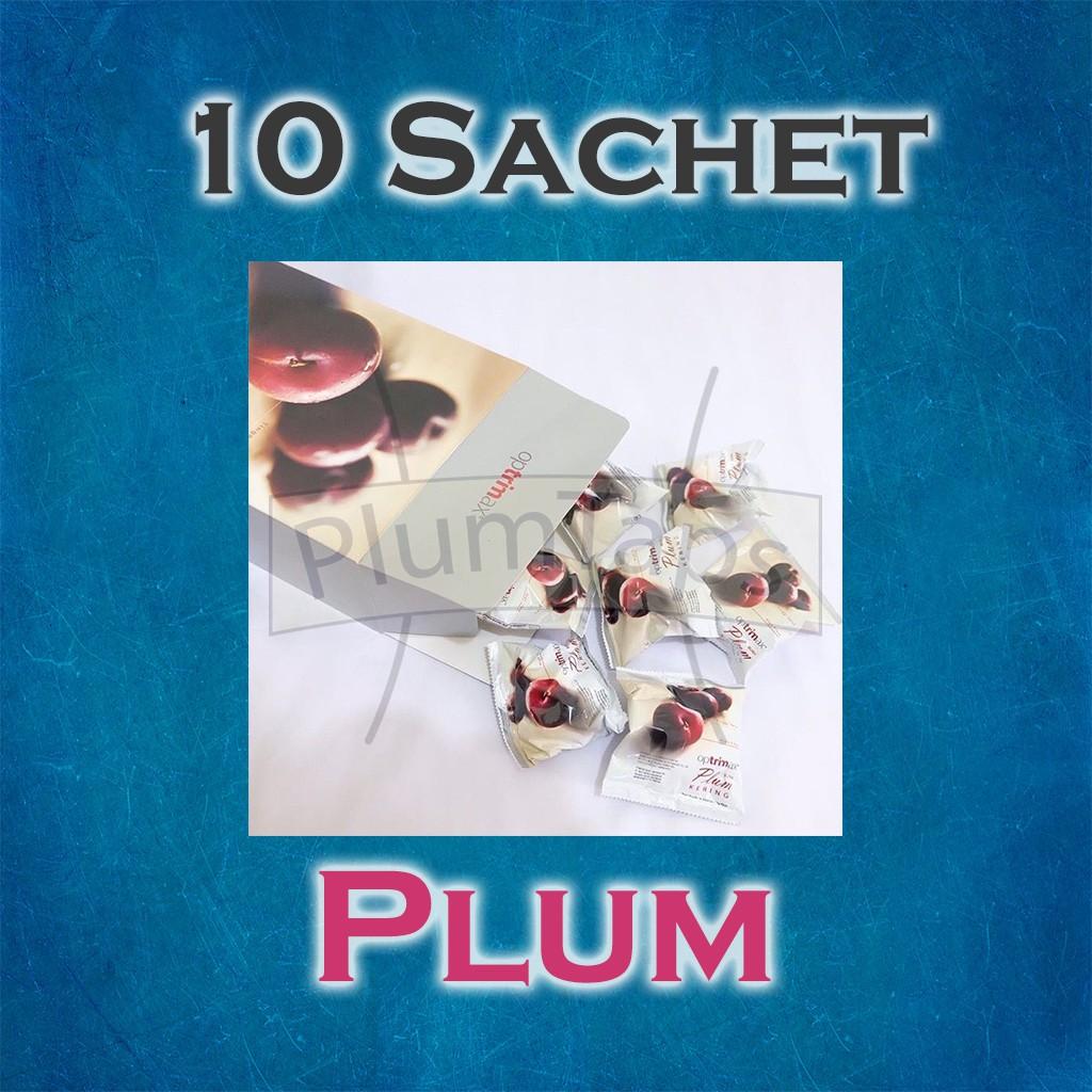 Up To 67 Discount Plumtaps Optrimax Plum 10 Sachet Promo Kering Original Sa