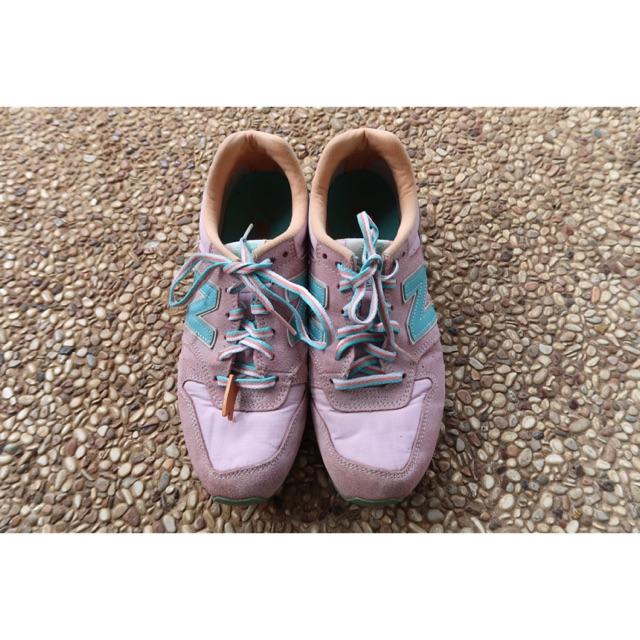 New Balance WR996 Pink-Green Women's