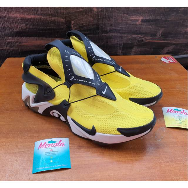 Nike Adapt Huarache Opti Yellow Shopee Indonesia