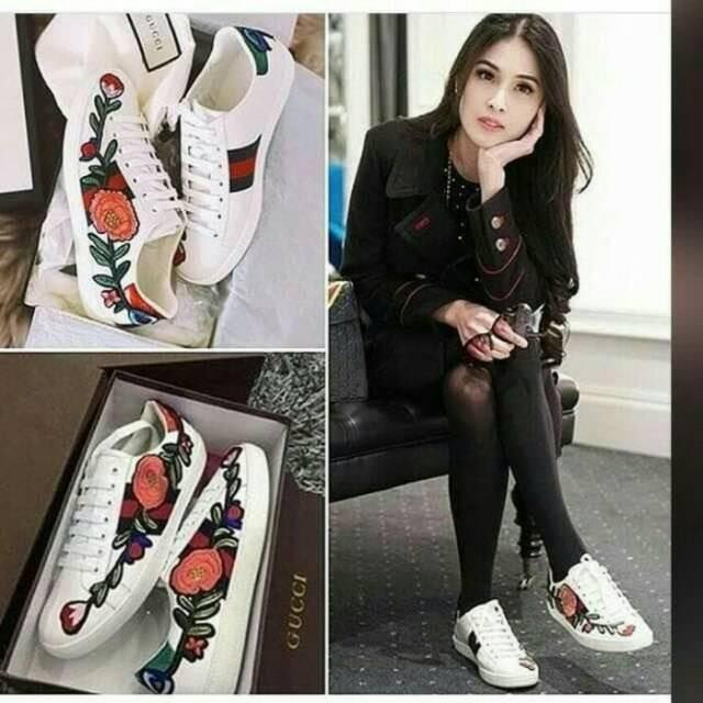 sneakers gucci - Temukan Harga dan Penawaran Sneakers Online Terbaik -  Sepatu Wanita Februari 2019  2b53461bf1