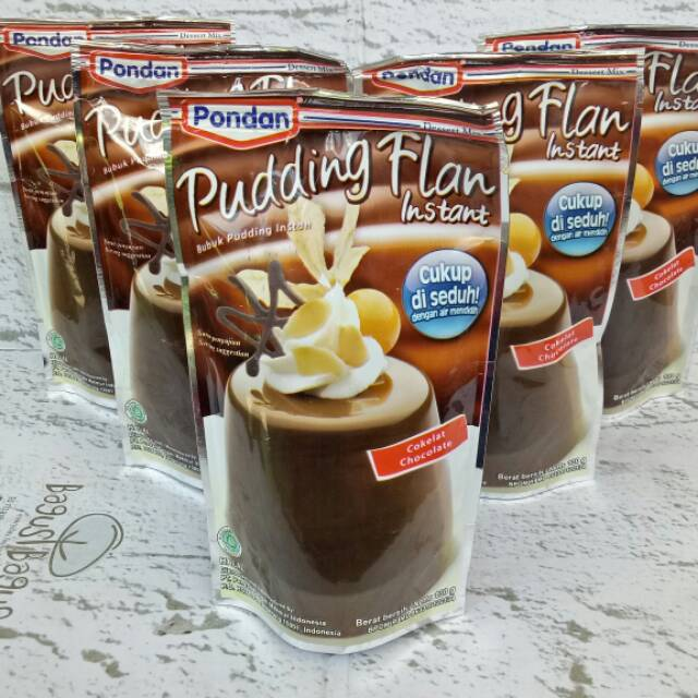 Silky Pudding Powder. Bahan Bubuk Puding Sutera. Kualitas Baik. Source · Pondan Puding
