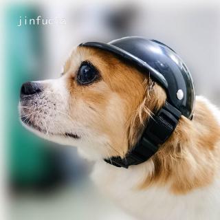 Topi Helm Anjing Kucing Peliharaan Dengan Foto Motor Untuk Outdoor Shopee Indonesia