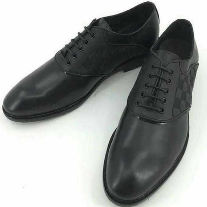 Sepatu Terbaru Jual Sepatu Gucci Pantofel Black Tipe Gucci3 Mirror Quality  Produk Terlaris - Free  a205fa465c