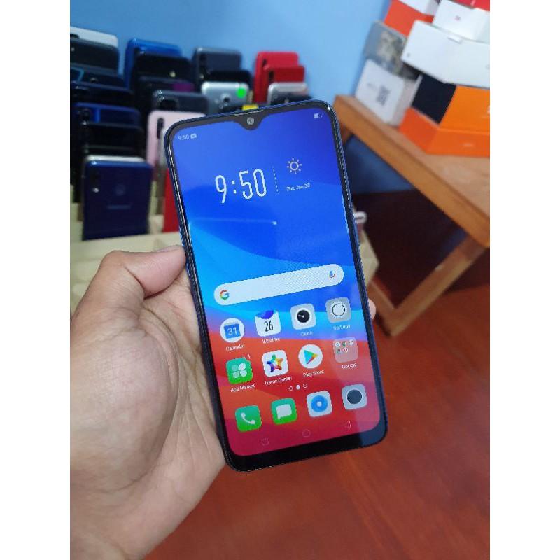 Handphone Hp Oppo A5S 3/32 Second Seken Bekas Murah