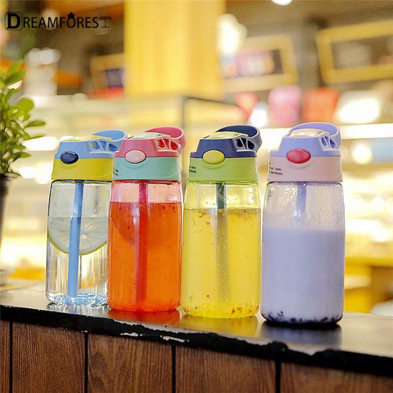 (cr) Botol Minuman dengan Bahan Kaca dan Lampu LED Warna Warni | Shopee Indonesia
