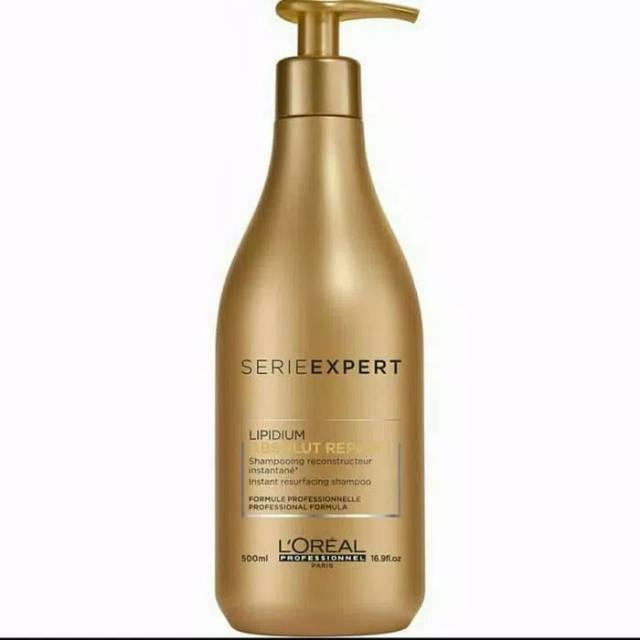 Loreal Serie Expert Lipidium Absolut Repair Shampoo 500ml