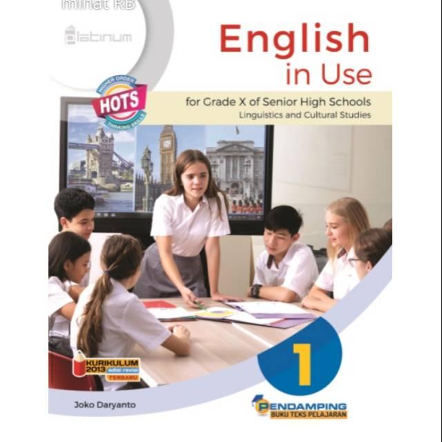 Bahasa Inggris Peminatan Sma Kelas X 10 K13 Revisi Hots Platinum Tiga Serangkai Shopee Indonesia