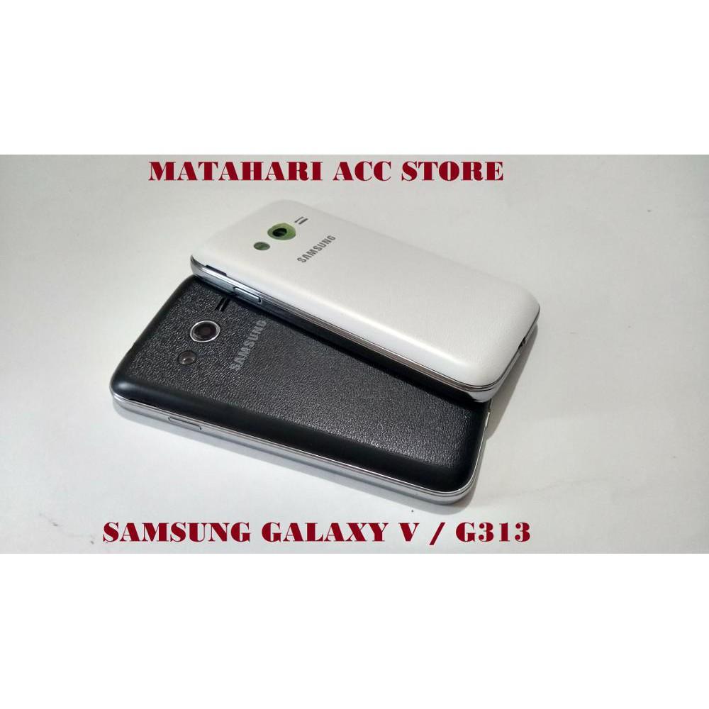 Touchscreen Samsung Galaxy V G313h Shopee Indonesia Cassing Casing Housing G313 Fullset