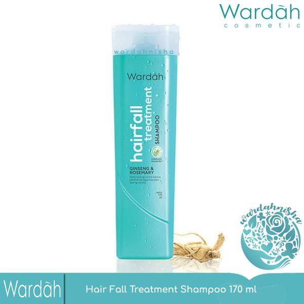 Wardah Shampoo Daily Fresh Aloe Vera & Seaweed   Dandruff   Nutri Shie   Hairfall-Hairfall Treatment
