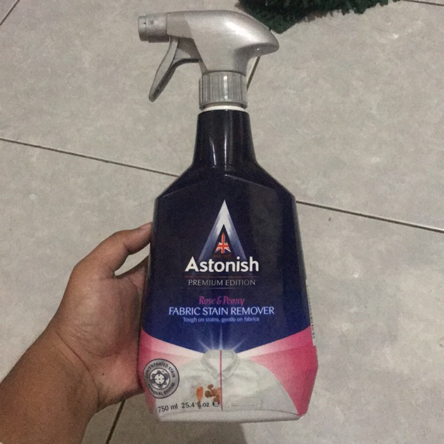 Astonish Fabric Stain Remover Shopee Indonesia