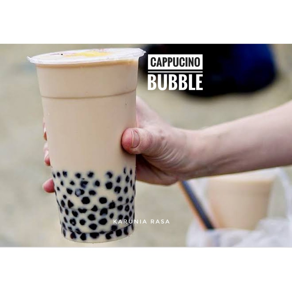 AMI Cappucino Powder/ Cappucino Bubble/ Cappucino Drink/ Cappucino