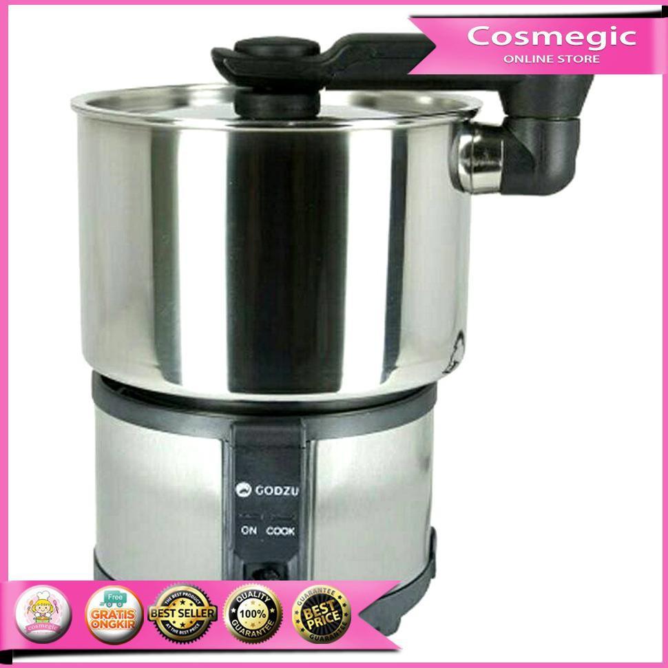 The BEST Godzu GTC350 Travel Cooker 1 Liter 350Watt Limited | Shopee Indonesia