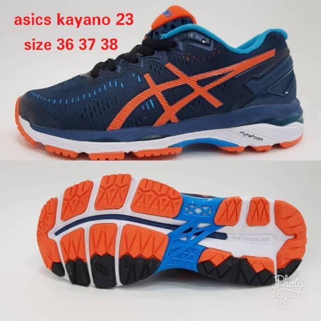 new product 369c0 f4214 PROMO BIG SALE ! SEPATU VOLI WANITA ASICS GEL KAYANO 23 ORIGINAL BNIB  VIETNAM