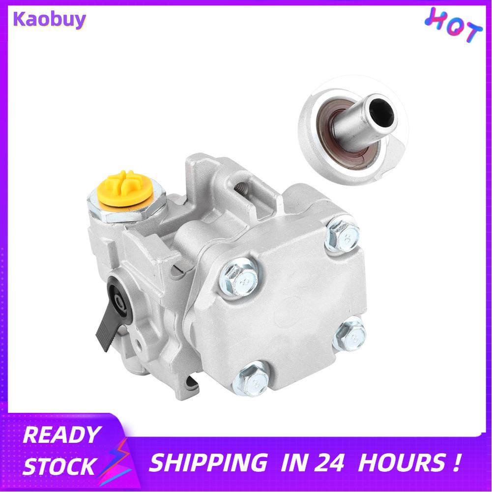 Power Steering Pump Auto Steering Pump Power Pump Replacement Parts Fit for HUMMER H3 2006‑2009 15235158