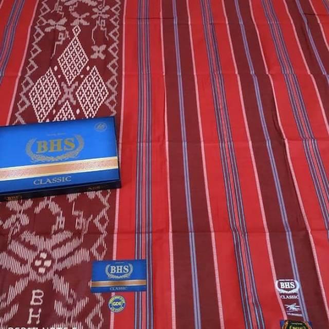 SARUNG BHS SUPER Sarung BHS Classic GBR LRS / BHS Klasik Gambiran Liris Varian A