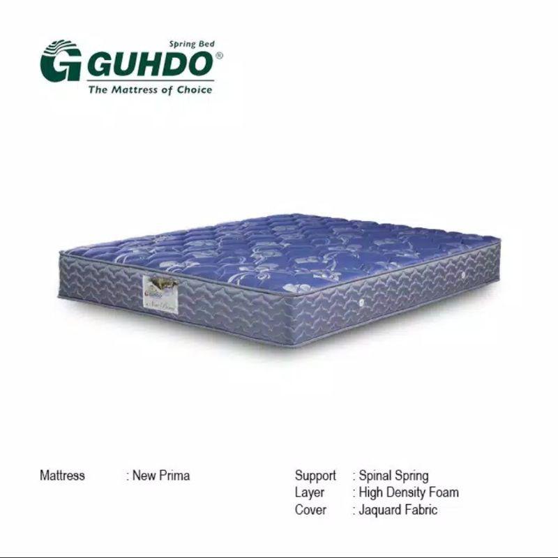 Spring Bed GUHDO New Prima (matras only) / kasur GUHDO New Prima (hanya kasur)