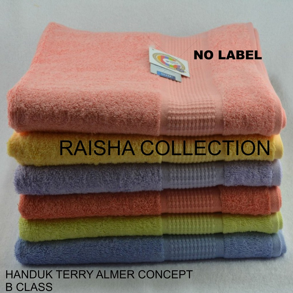 Raishacollection Handuk Terry Palmer Eternal Tanggung Ukuran Travel 50x100 Cm Hijau 50100 Shopee Indonesia