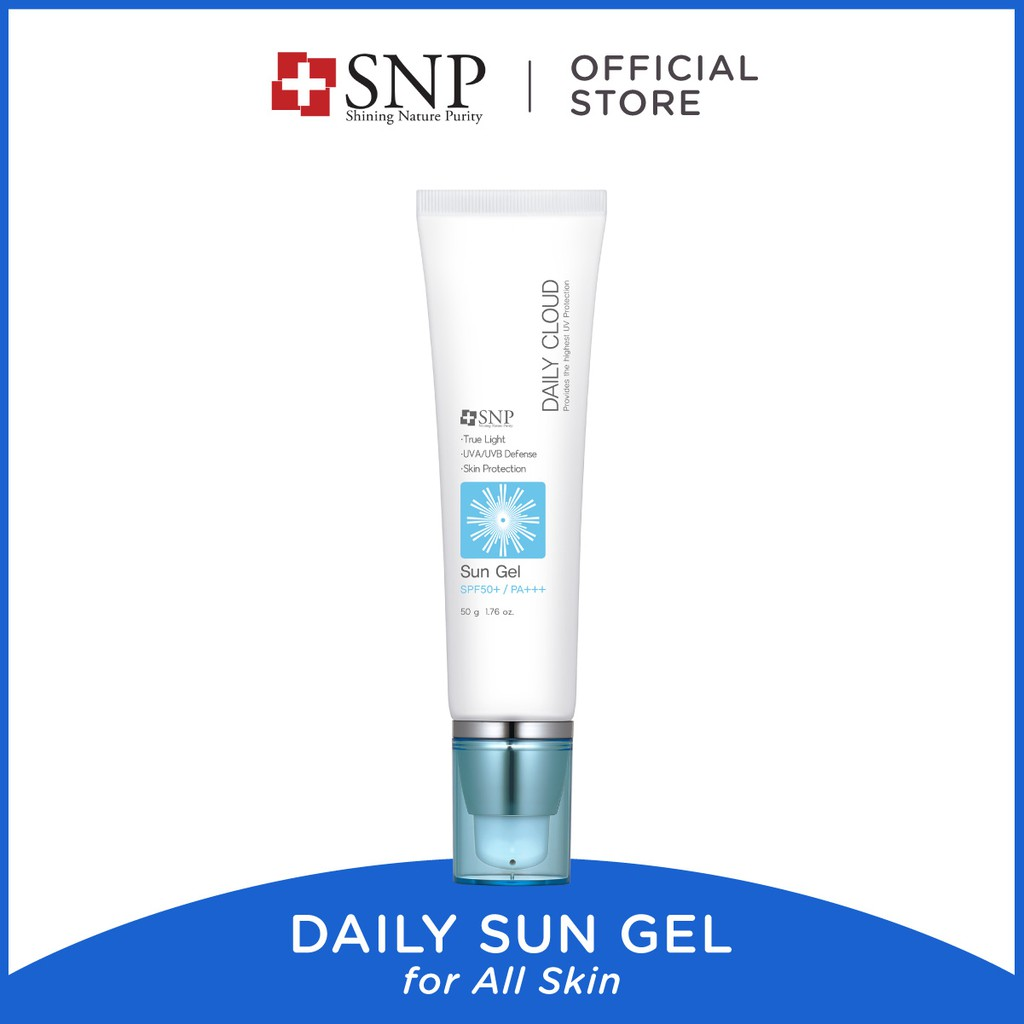 Kesehatan Kecantikan Snp Daftar Harga Kisskozz Be Glow Box Kecil Daily Cloud Sun Gel