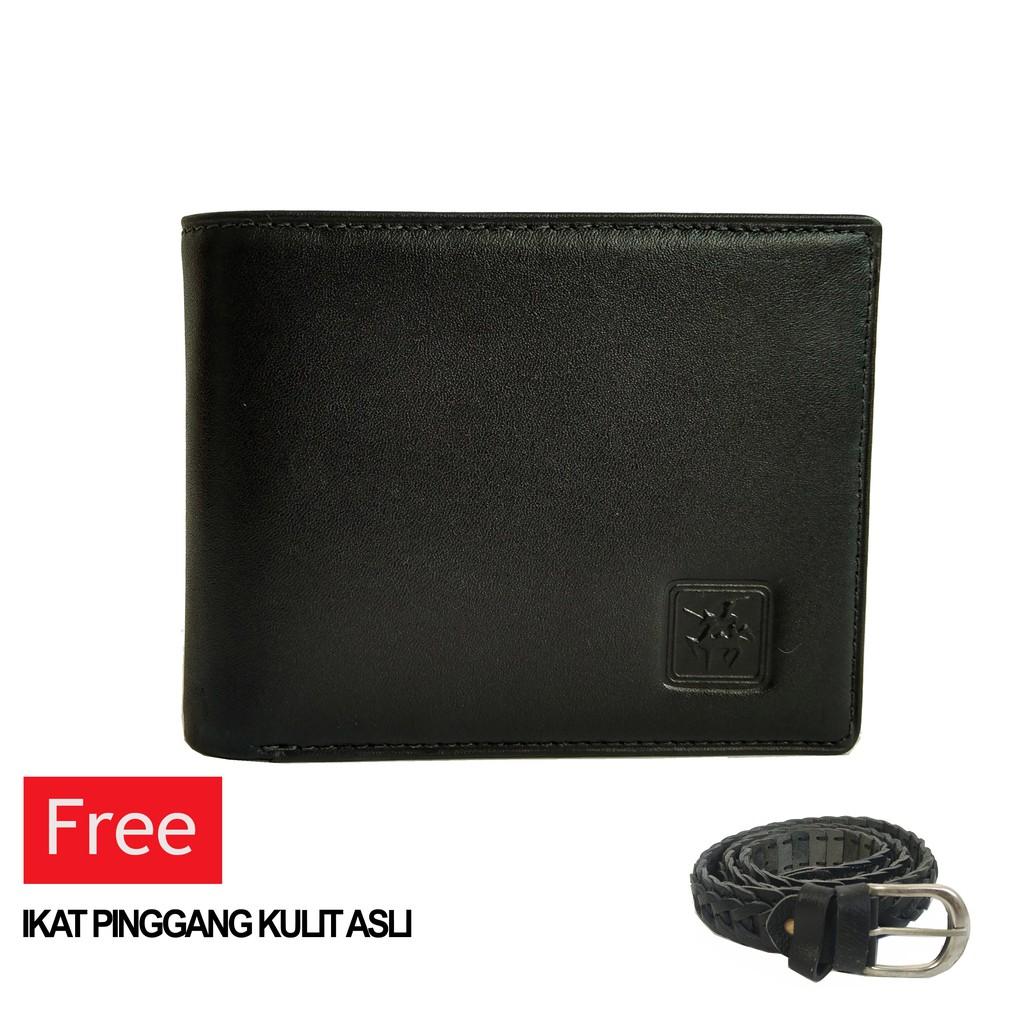 Dompet Kulit David Jones Original 3 Dimensi 5211 Full Asli Pria Garut 100 Shopee Indonesia
