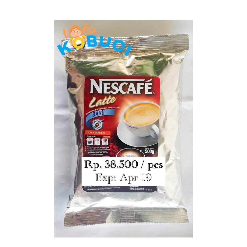 Latte Nestle Professional Shopee Indonesia Vanilla 101