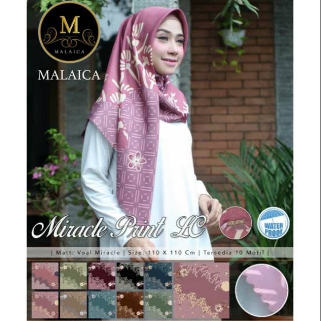Miracle Print LC by Malaica