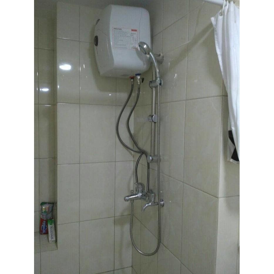 Exlusive Pemanas Air Water Heater Ariston An 15l 1 Set Pemasangan Shopee Indonesia