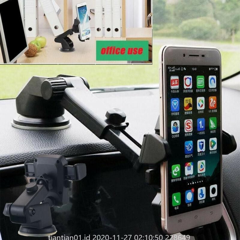 Hot Sale 360 Car Holder Slot Mount Bracket Mobile Cell Phone Iphone Gps Universal Aotomobiles Interistand Shopee Indonesia