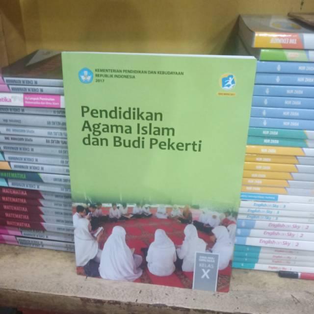 Buku paket agama islam kelas 10 SMA kurikulum 2013 revisi ...